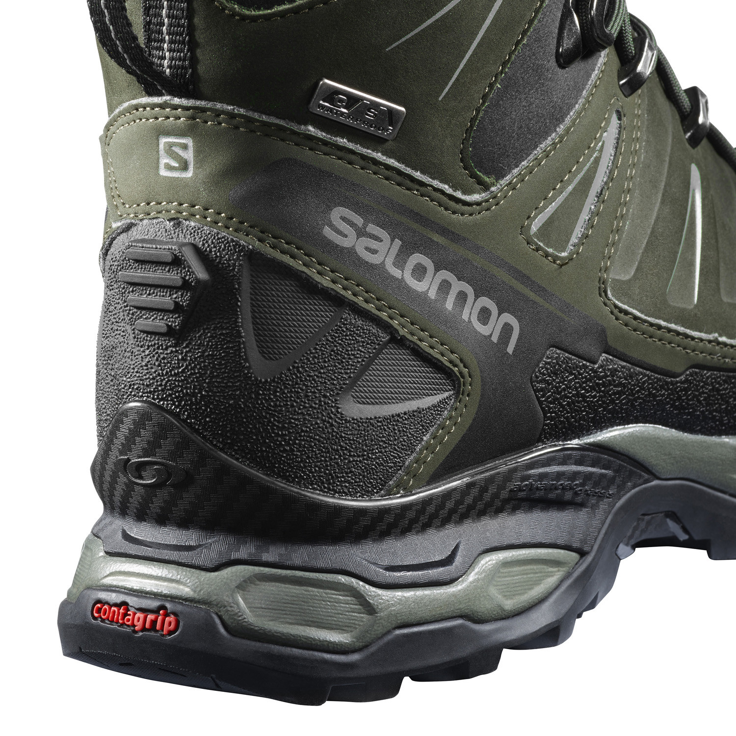 size 40 bf283 b3480 Bocanci drumetie Salomon X Ultra Winter Climashield ...