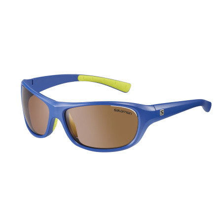 Ochelari Salomon Sagarmatha Photo Matte Blue