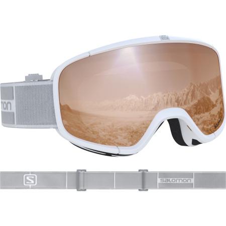 Ochelari Ski Salomon Four Seven Access Wh/Univ.T.Or