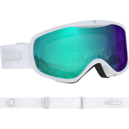 Ochelari Ski Salomon Sense Photo Wh/All Weather Bl Femei