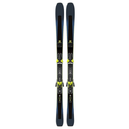 Set Skiuri Salomon E XDR 80 Ti + Legaturi Z12 Walk F80 Unisex