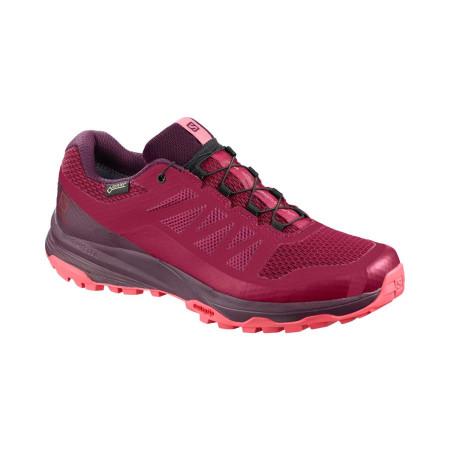 Pantofi Alergare Femei Salomon  Xa Discovery Gtx W Beet Red/Potent