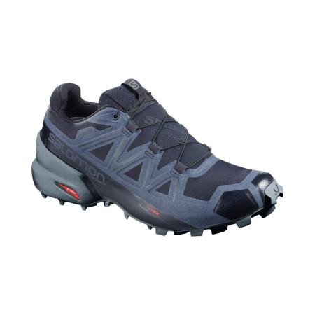 Pantofi Alergare Barbati Salomon  Speedcross 5 Gtx Navy Blaze/Stormy