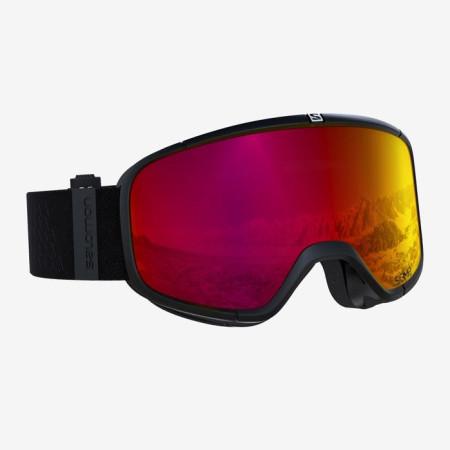 Salomon Ochelari Ski Unisex FOUR SEVEN SIGMA Bk/Uni PoppyR (Portocaliu)