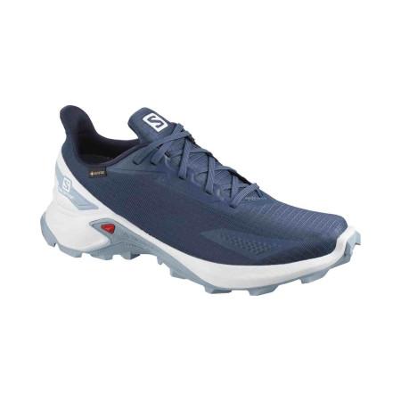 Pantofi Alergare Barbati ALPHACROSS BLAST GTX Albastru