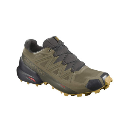 Pantofi Alergare Barbati SPEEDCROSS 5 GTX Kaki