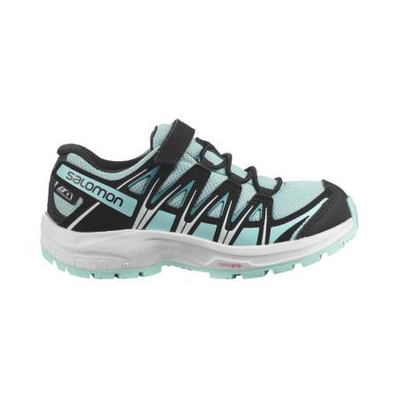 Salomon Pantofi Alergare Copii XA PRO 3D CSWP K Vernil