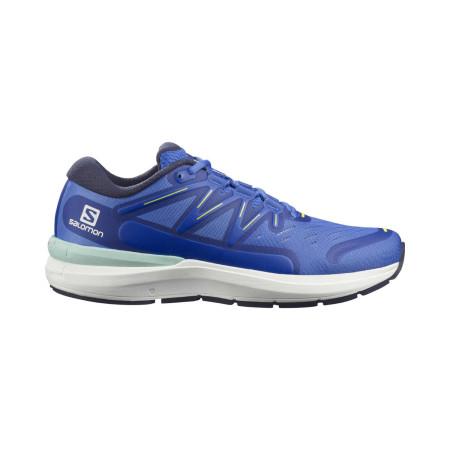 Salomon Pantofi Alergare Barbati SONIC 4 Confidence Albastru