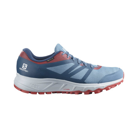 Salomon Pantofi Alergare Barbati TRAILSTER 2 GTX Albastru
