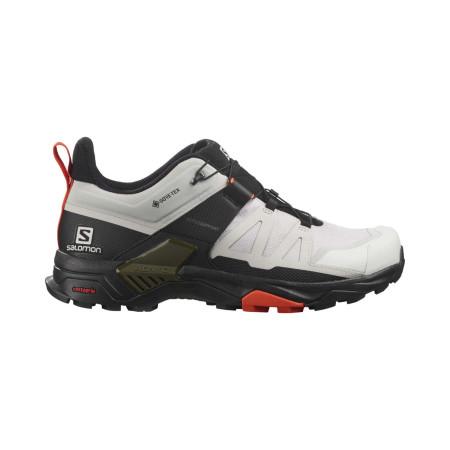 Salomon Pantofi Drumetie Barbati X ULTRA 4 GTX Alb