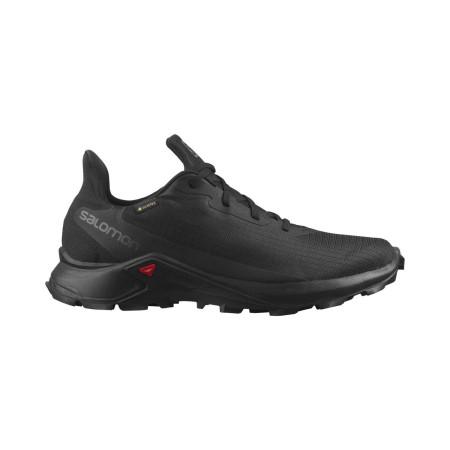 Salomon Pantofi Alergare Barbati ALPHACROSS 3 GTX Negru