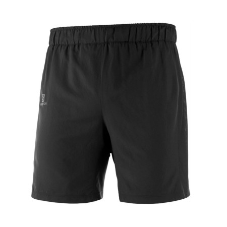 Pantaloni Alergare Salomon Agile 2In1 Short Barbati