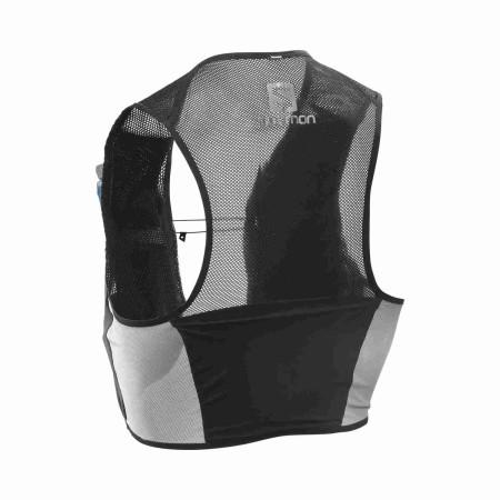 Rucsac Hidratare Alergare Unisex  S/Lab Sense 2 Set Black