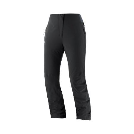 Pantaloni Ski Femei WARM AMBITION PANT W Negru