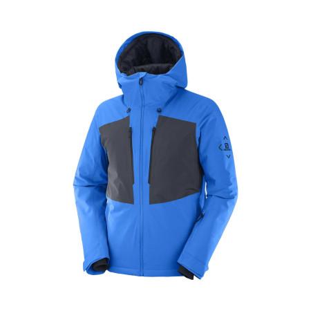 Geaca Ski Barbati HIGHLAND JKT M Albastru
