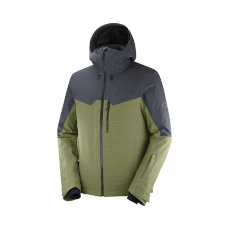 Geaca Ski Barbati UNTRACKED JKT M Verde