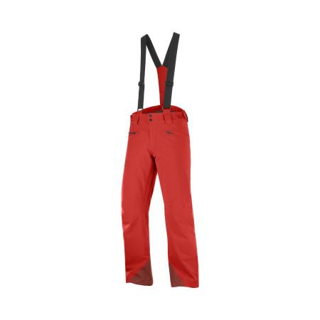 Pantaloni Ski Barbati FORCE PANT M Rosu