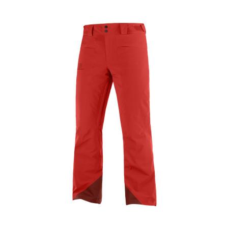 Pantaloni Ski Barbati BRILLIANT PANT M Rosu
