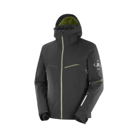 Geaca Ski Barbati BRILLIANT JKTM Negru