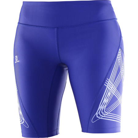 Pantaloni Alergare Salomon Intensity Short Tight Femei