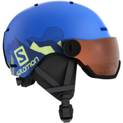 Casca Ski Salomon Grom Visor Pop Copii