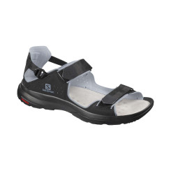 Sandale Drumetie Unisex Salomon  Tech Sandal Feel Black/Flint /Bk