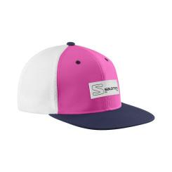 Sapca Unisex Salomon CAP TRUCKER FLAT CAP Roz