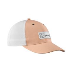 Sapca Unisex Salomon CAP TRUCKER CURVED CAP Coral
