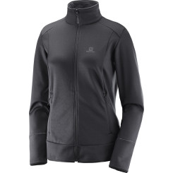 Fleece Salomon Discovery Fz Femei