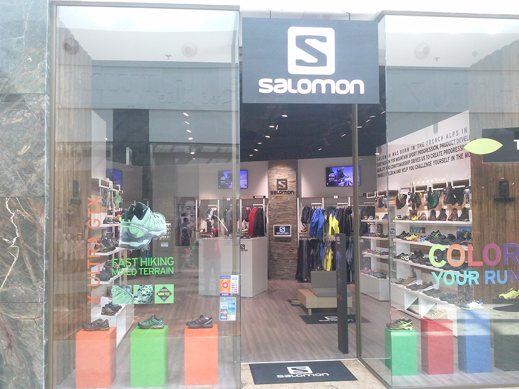 Salomon Romania - Bucuresti Baneasa Shopping City