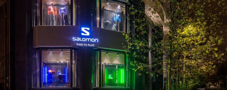 Salomon Romania - Bucuresti Proshop